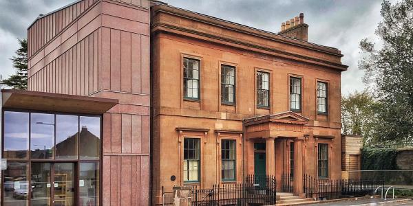Moat Brae, National Centre for Children's Literature and Storytelling, Dumfries